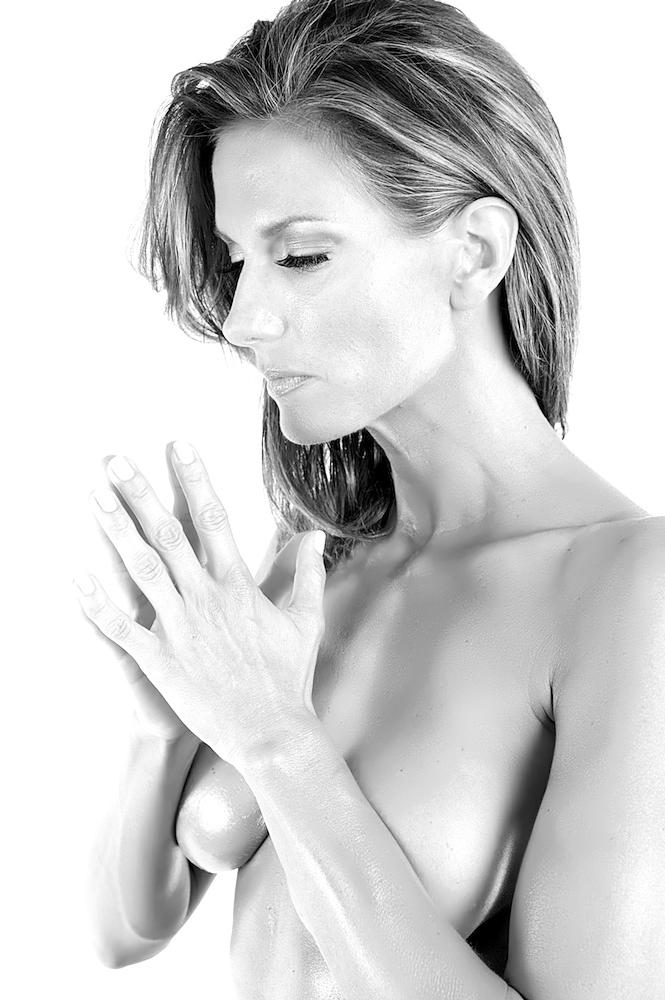 Deana Clark Beauty Model
