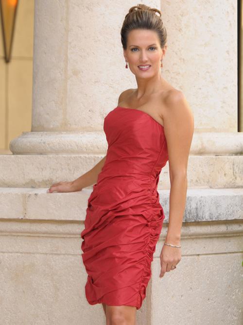 Deana Clark Fashion Model 11