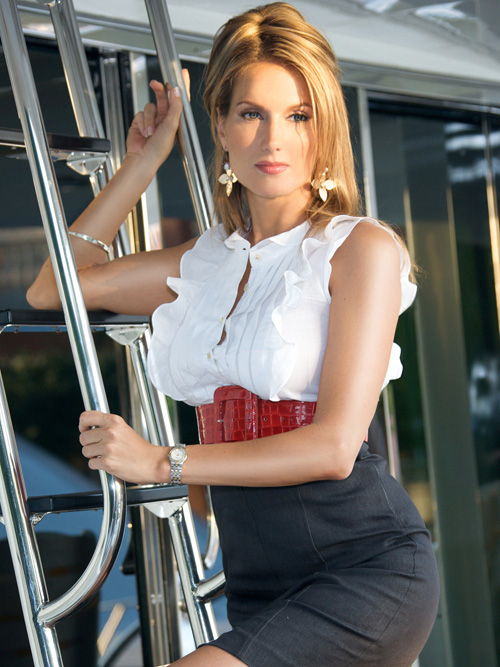 Deana Clark Fashion Model 12