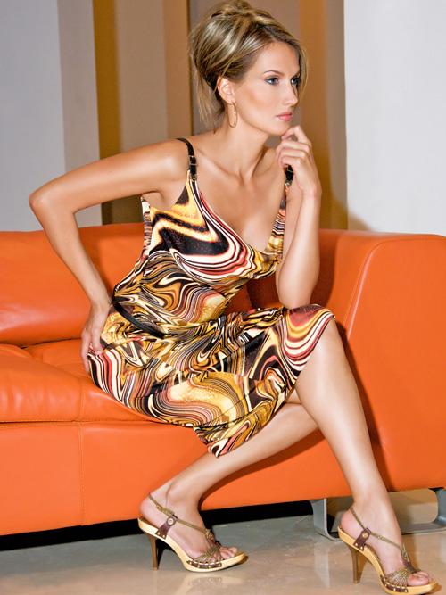 Deana Clark Fashion Model 13