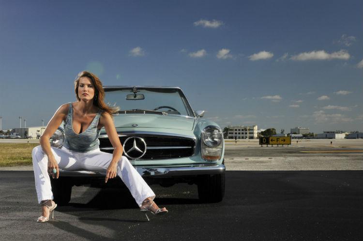 Deana Clark Fashion Model 19