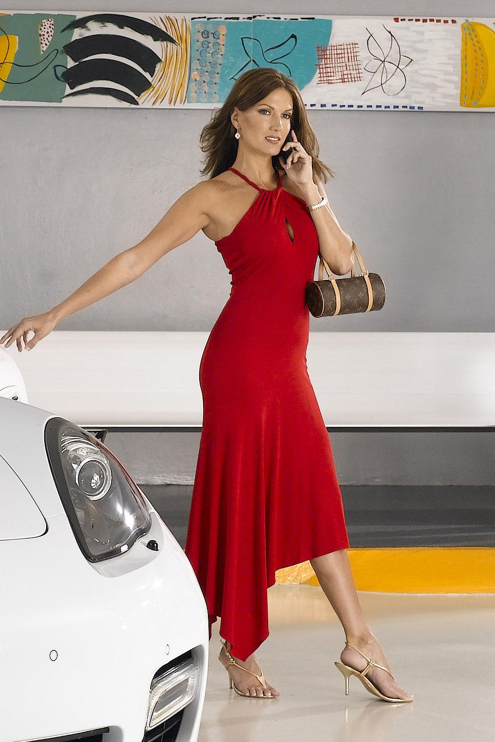 Deana Clark Fashion Model 2