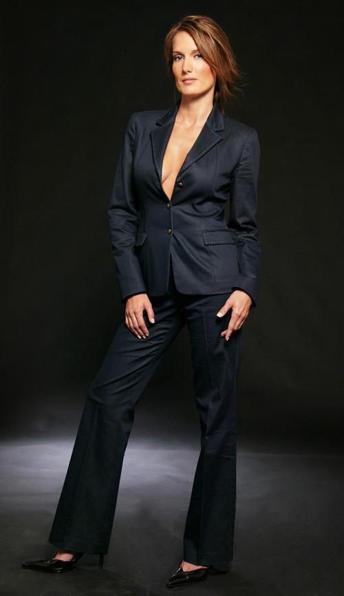 Deana Clark Fashion Model 3
