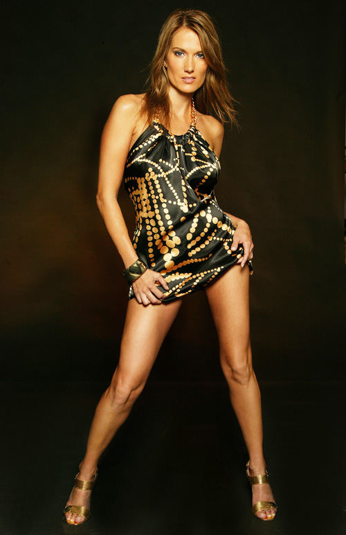 Deana Clark Fashion Model 5
