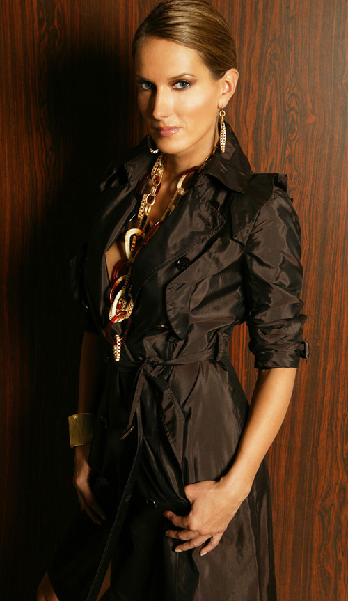 Deana Clark Fashion Model 6