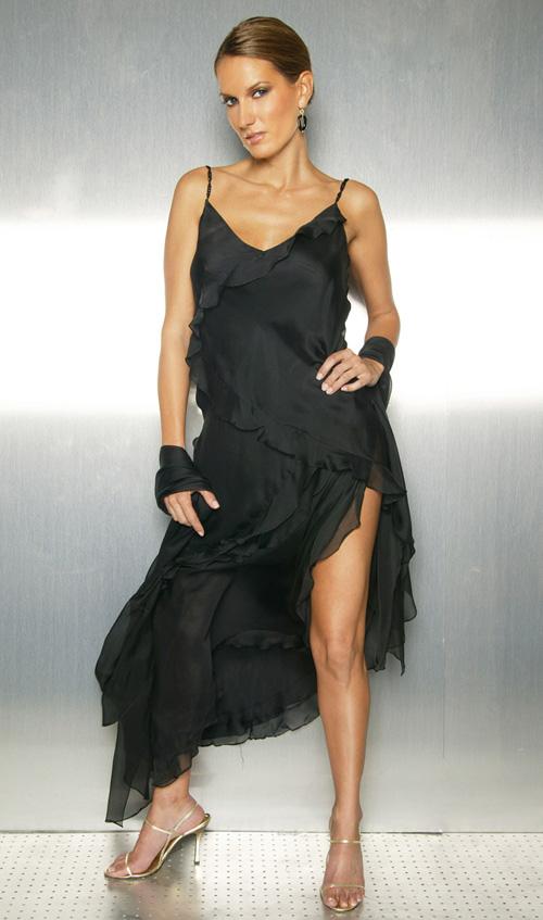 Deana Clark Fashion Model 7