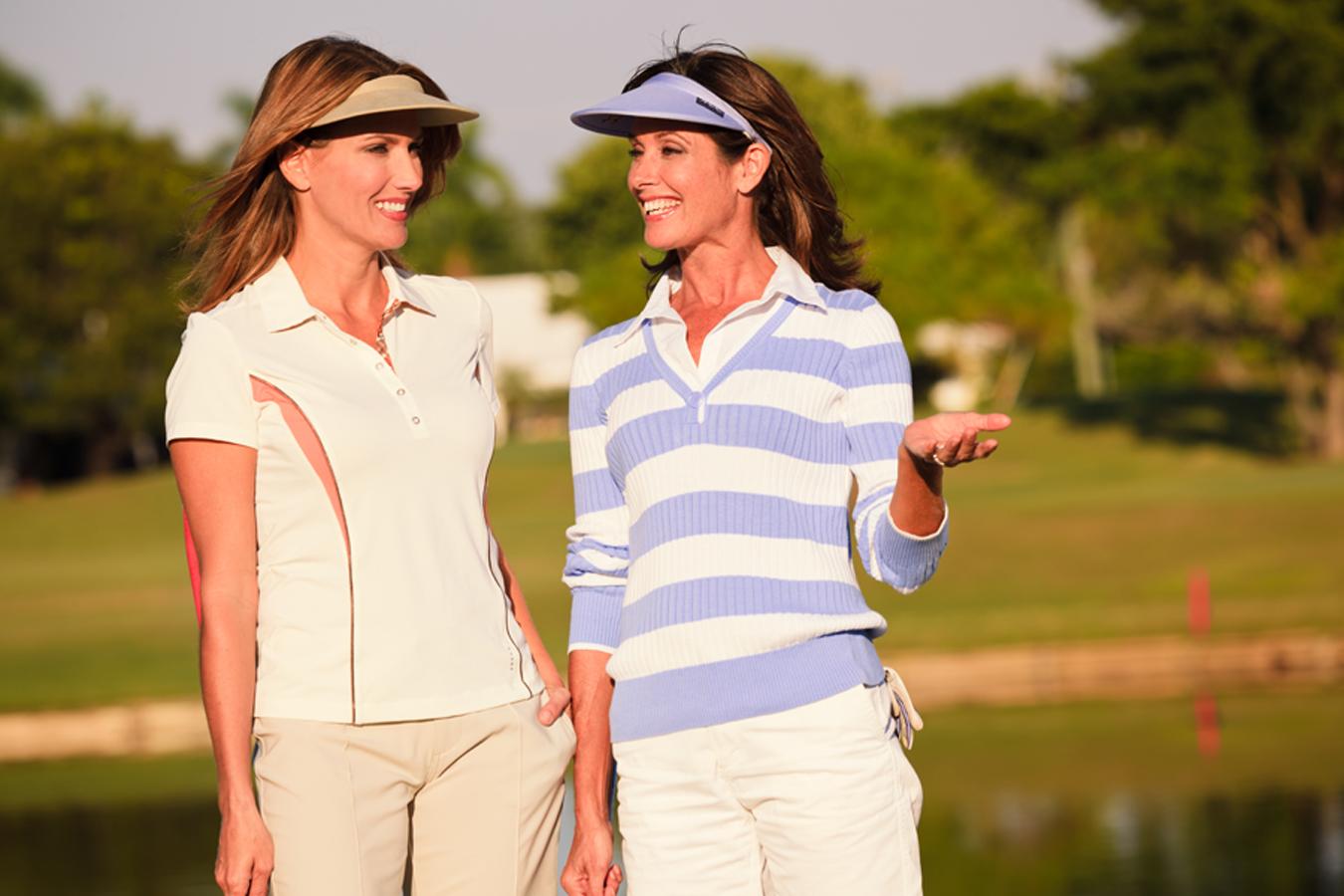 Deana Clark Model Golf
