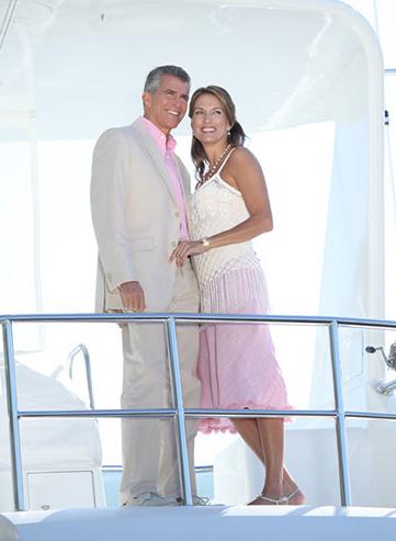 Deana Clark Model with Brian