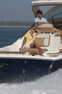 Deana Clark Lifestyle Model Boating