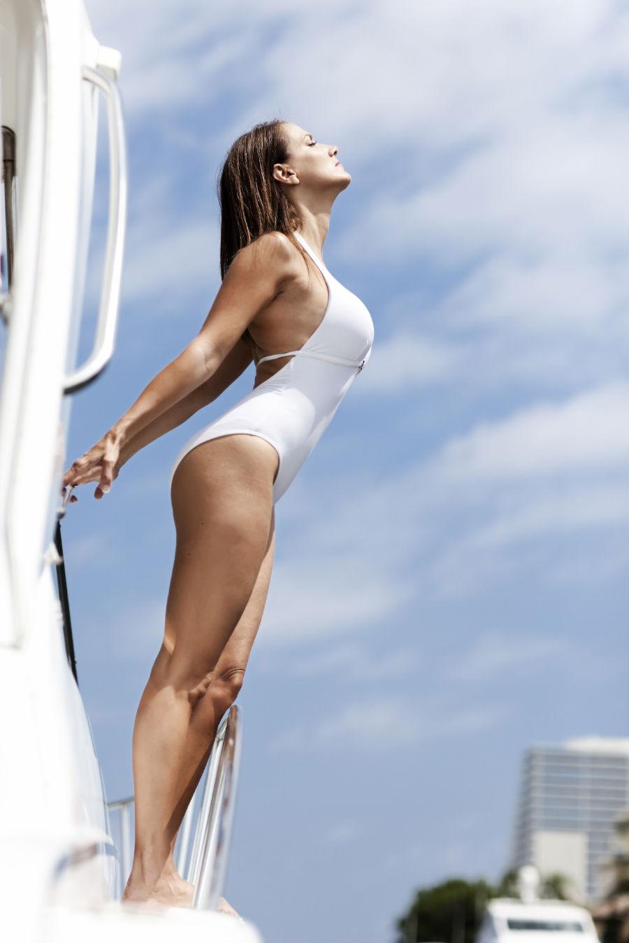 Deana Clark Model Body 1
