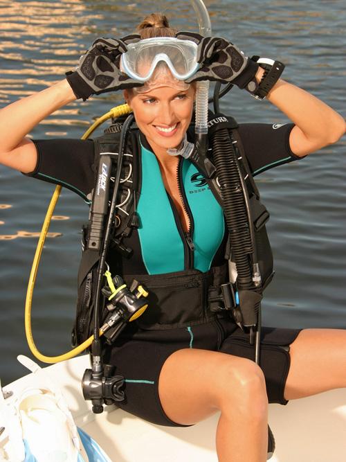 Deana Clark Athletic Model