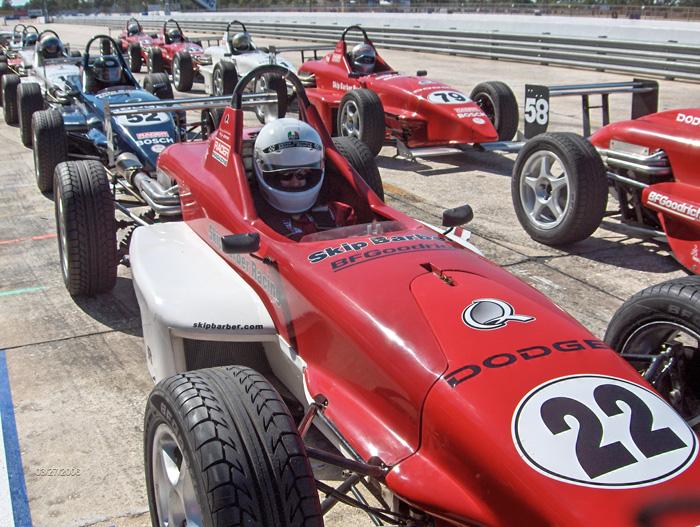 Deana Clark Model Racing