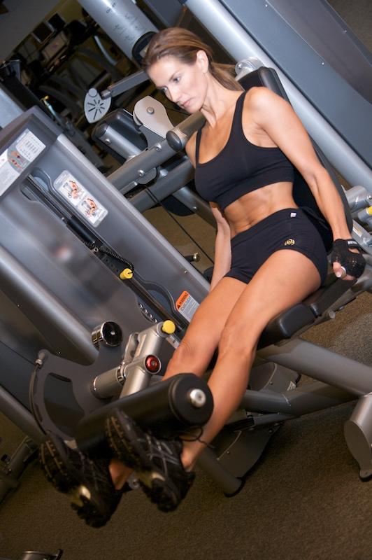 Deana Clark Model Training