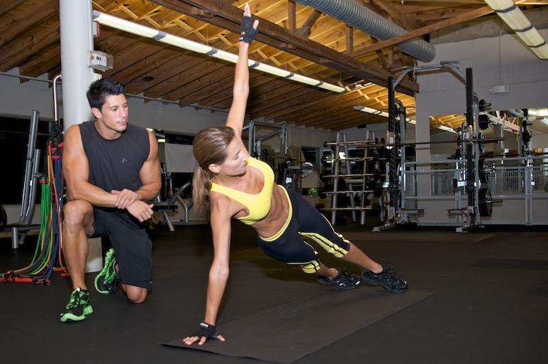 Deana Clark Model Workout