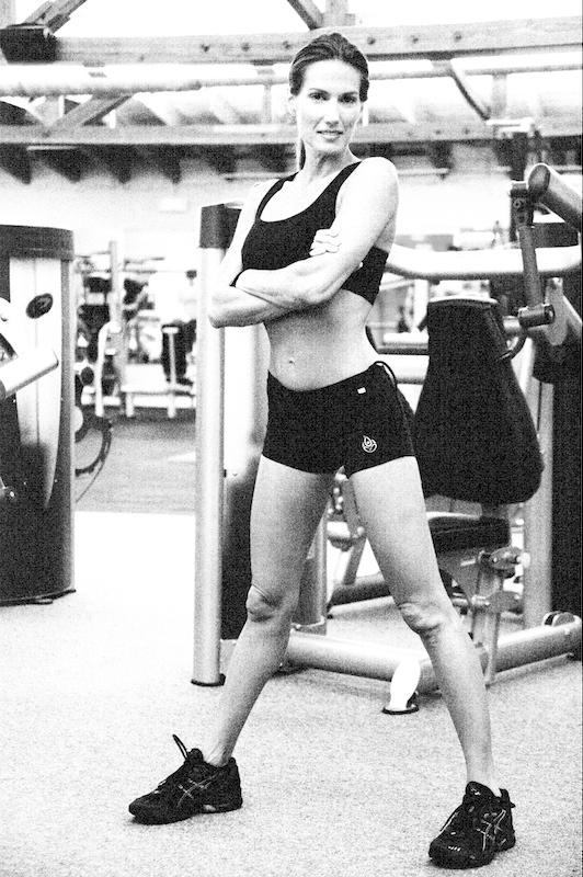 Deana Clark Super Model